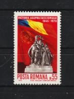 1970 - Victoire Sur Le Fascisme Mi No 2836 Et Yv No 2535 MNH - 1948-.... Républiques