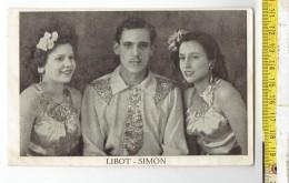 36507 ( 2 Scans ) Libot Simon - Chanteurs & Musiciens