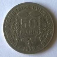 Afrique De L´Ouest - 50 Frs - 1972 - - Coins