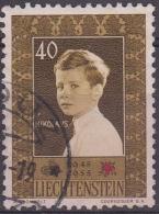 Liechtenstein 1955 Nº 302 Usado - Liechtenstein