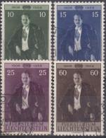 Liechtenstein 1956 Nº 309/12 Usado - Liechtenstein