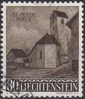 Liechtenstein 1958 Nº 338 Usado - Liechtenstein