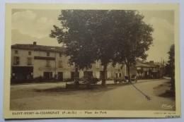 Saint Rémy De Chargnat-Place Du Pont - Altri Comuni
