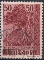 Liechtenstein 1959 Nº 340 Usado - Liechtenstein