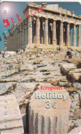 GREECE - Attica/Acropolis-Athens, Holiday By Amimex Prepaid Card 3 Euro, Tirage %5000, 07/03, Mint - Greece
