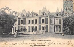CPA 95  SANNOIS CHATEAU DE CERNAY  1905 - Sannois