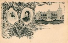 Kaiser Franz Joseph Et Kaiserin Elisabeth - Autriche