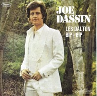 """SP 45 RPM (7"""")  Joe Dassin  """"  Les Dalton  """"  Promo - Collector's Editions"""