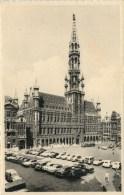 BRUXELLES  HOTEL  DE  VILLE    (VIAGGIATA) - Non Classificati