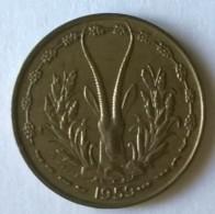 Afrique De L´Ouest - 10 Frs - 1959 - Superbe - - Coins