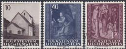 Liechtenstein 1964 Nº 394/96 Usado - Gebraucht