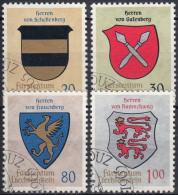 Liechtenstein 1965 Nº 399/02 Usado - Gebraucht