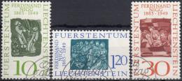 Liechtenstein 1965 Nº 405/07 Usado - Gebraucht