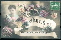 # - Amitié De PONT-L'EVEQUE - France
