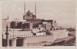 CAIRO , Egypt , 00-10s ; General View - Cairo