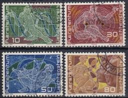 Liechtenstein 1969 Nº 458/61 Usado - Gebraucht