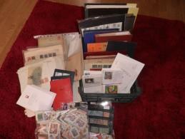 Grand Vrac Tous Pays, Timbres Neufs Et Oblitérés, Lettres. Voir Descriptif.Départ 1 € - Lots & Kiloware (mixtures) - Min. 1000 Stamps