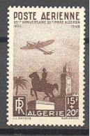 Algerie: Yvert N°A 13**; MNH; Cote 6.80€ - Algérie (1924-1962)