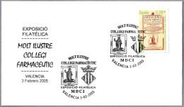COLEGIO FARMACEUTICO - PHARMACEUTICAL ASSOCIATION. Valencia 2005 - Pharmacy