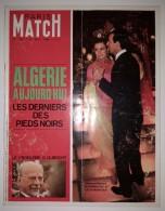 Paris Match N°1007 23/08/1968 Israel Les Migs Tombés Du Ciel - Algérie Les Derniers Pieds Noirs - Bataille D'Angleterre - General Issues