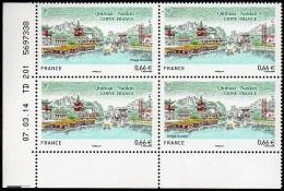 France Coin Daté N° 4847 ** Relations Avec La Chine, Rivière Qinhuai, Nankin - Du 07.03.2014 - 2010-....