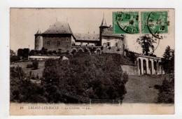 CPA-WY782-URIAGE LES BAINS LE CHATEAU 1919 - Uriage