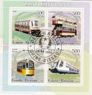 Guinea Bissau & Trains 2006 (L6) - Trenes