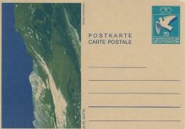 Liechtenstein   Postkarte - Carte Postale. # 05025 - Stamped Stationery