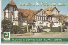 14 - CABOURG - Hostellerie De L'Oie Qui Fume - Cabourg