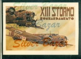 AEREI - XII STORMO BOMBARDAMENTO - 1939-1945: 2ème Guerre
