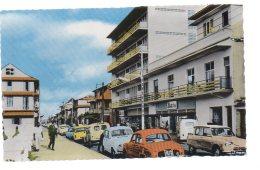 REF 257  : CPSM Guyane Cayenne Avenue Du Général De Gaulle Beau Plan Ami 6 Citroen 2CV Dauphine Bata - Cayenne