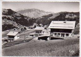 REF 257  : CPSM 73 CREST VOLAND Le Village - Francia