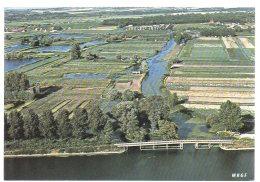REF 257  : CPSM 62 SAINT OMER Les Watergangs - Saint Omer