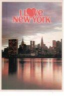 REF 260  : CPM I Love New York - New York City