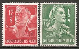 DR 1944 // Michel 894/895 ** (5521) - Allemagne