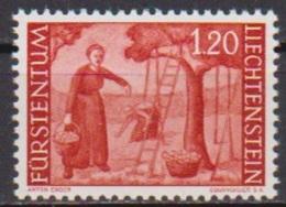 Lichtenstein 1960 MiNr.396 ** Postfrisch. Landschaften ( 3467 ) - Liechtenstein