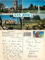 San Jose, California, United States US Postcard Posted 1994 Stamp - San Jose