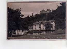URIAGE LES BAINS - Bains Et Le Château - Très Bon état