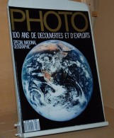 Photo 256 De 1989 Spécial National Géographic 100 Ans De Découvertes Et Exploits - Géographie