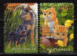 AUSTRALIEN 1996 - MiNr: 1603-1604  Used - Gebraucht