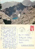Asco, Corse, France Postcard Posted 1979 Stamp - Sonstige Gemeinden