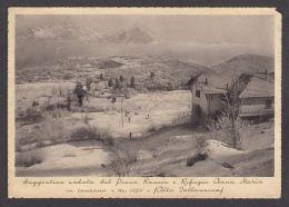 67338/ CIVENNA, Rifugio Anna Maria Al Piano Rancio, 1937 - Altre Città