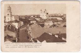 Belarus 1916 Grodno Or Hrodna, Ulica Zamkowa, Church - Belarus