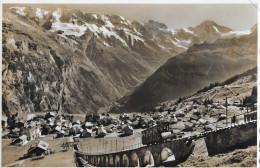 MÜRREN → Allmendhubelbahn, Photokarte Anno 1955 - BE Berne