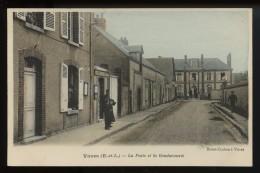 Voves  La Poste Et La Gendarmerie - France