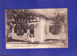 PYLA SUR MER  Maison Babeth Etchea  Femme Devant  (Très Très Bon état ) Ww93) - France