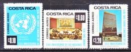 COSTA  RICA  C 646-8   **   UNITED  NATIONS - Costa Rica