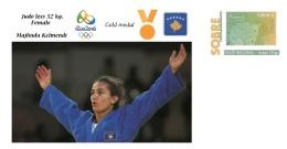 Spain 2016 - Olympic Games Rio 2016 - Gold Medal - Judo Female Kosovo Cover - Juegos Olímpicos