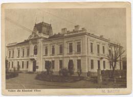 Romania ( 108 ) - RAMNICU VALCEA, Instiintare De Primire - Stationery - Unused - 1956 - Interi Postali
