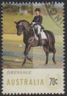 AUSTRALIA - USED 2014 70c Equestrian Events - Dressage - Horse - Usati